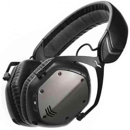 V-Moda Crossfade Wireless Gunmetal XFBT-GM