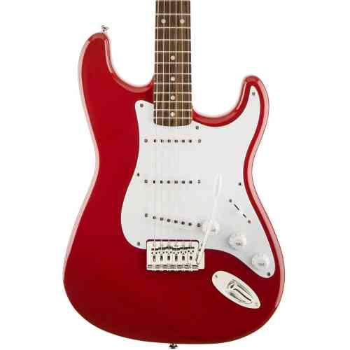 Fender SQUIER BULLET STRATOCASTER® SSS HT FIESTA RED