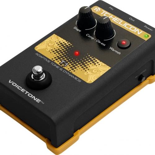 Процессор эффектов TC HELICON VoiceTone T1 #1 - фото 1