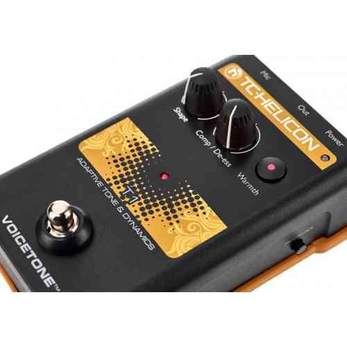 Процессор эффектов TC HELICON VoiceTone T1 #2 - фото 2