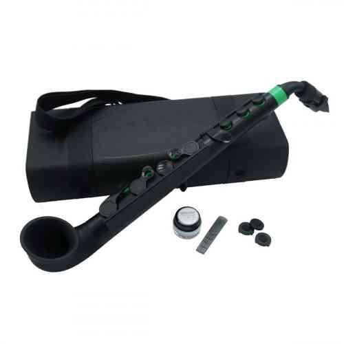 Nuvo jSax (Black/Green)