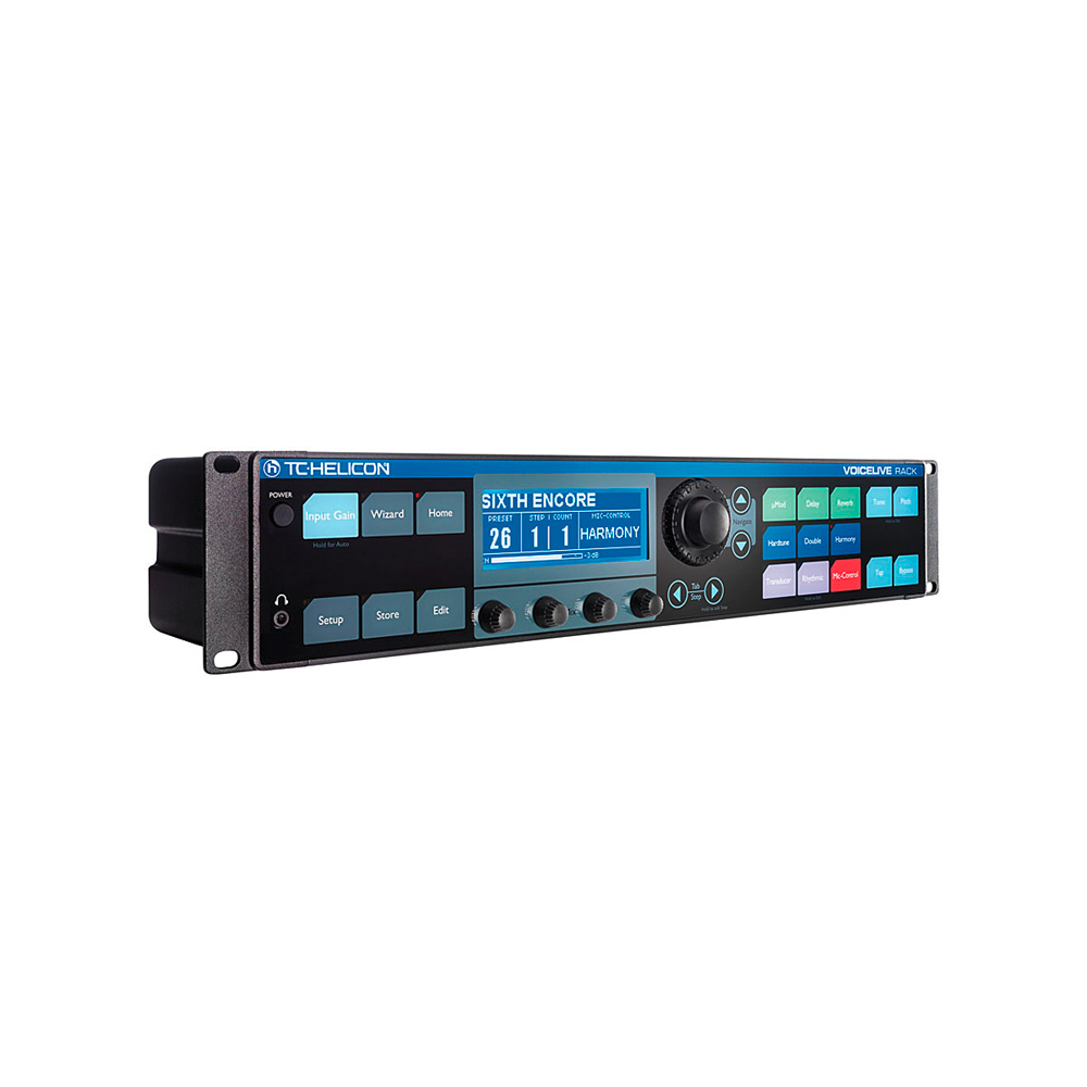 TC HELICON VOICELIVE RACK - фото 1