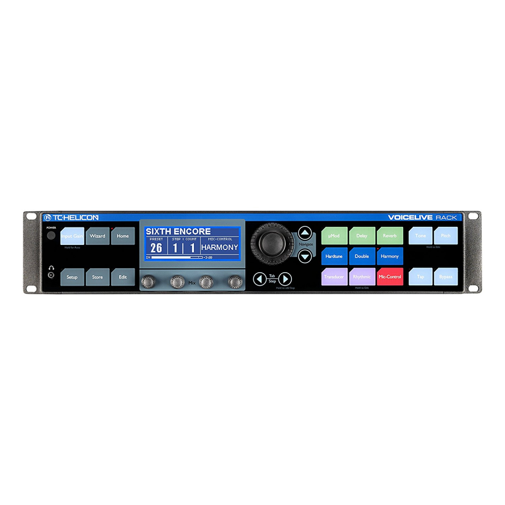 TC HELICON VOICELIVE RACK - фото 4