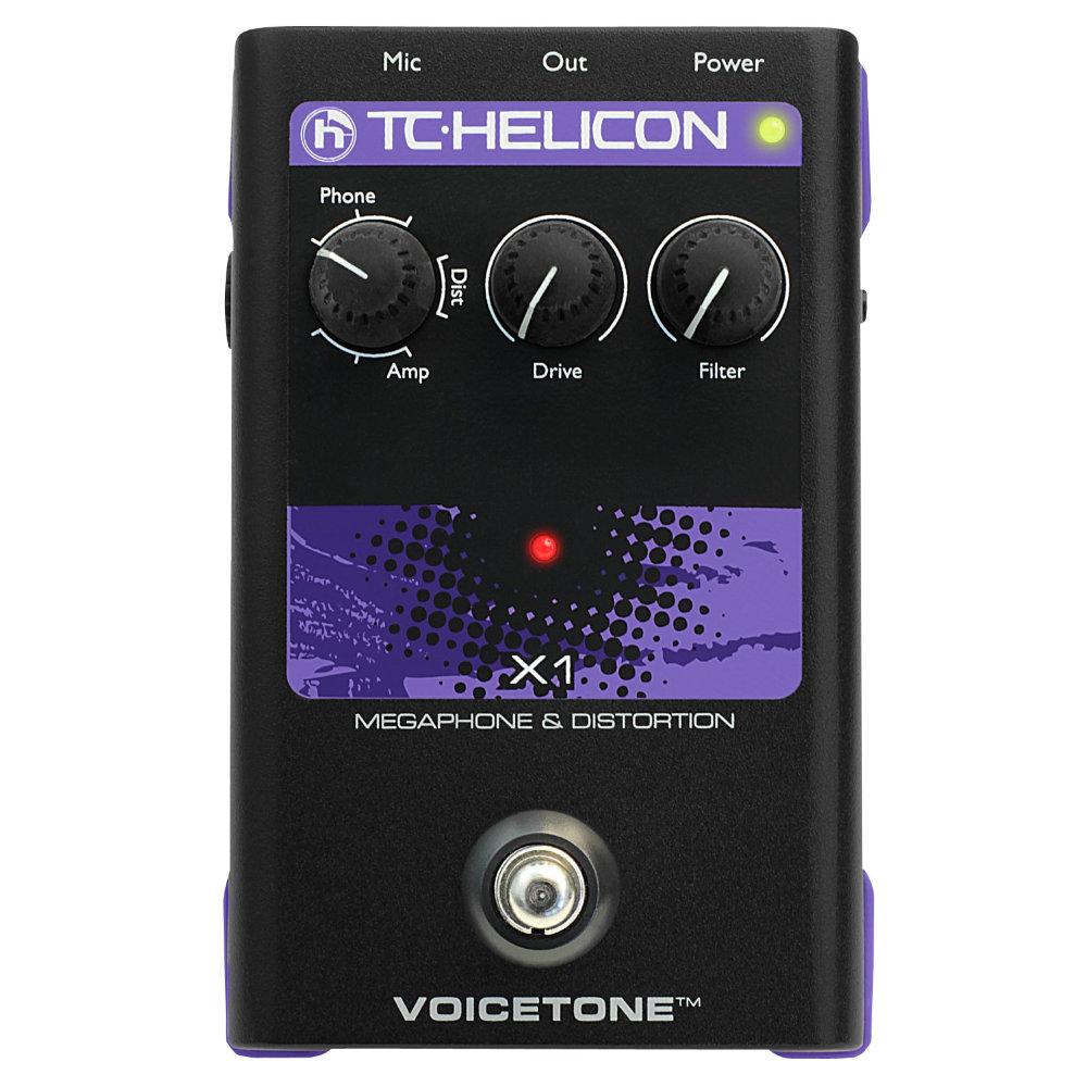 TC HELICON VoiceTone X1 - фото 2
