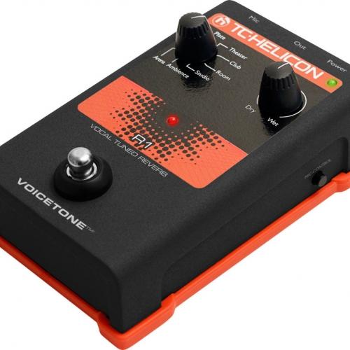 Процессор эффектов TC HELICON VoiceTone R1 #1 - фото 1