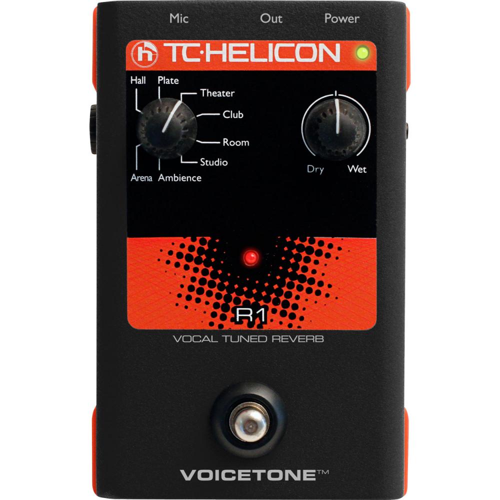TC HELICON VoiceTone R1 - фото 3