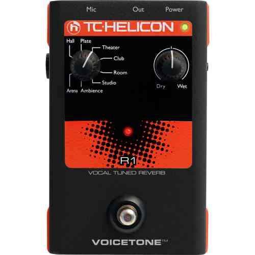 Процессор эффектов TC HELICON VoiceTone R1 #3 - фото 3