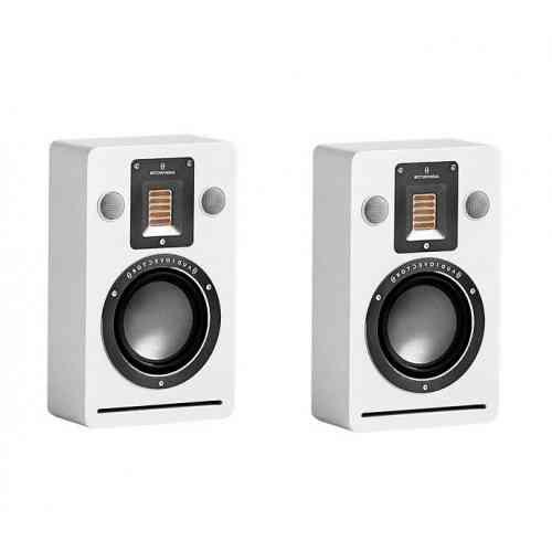 Audiovector QR Wall White Silk