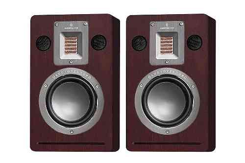 Audiovector QR Wall Dark Walnut