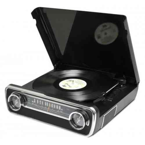 ION Audio MUSTANG LP BK