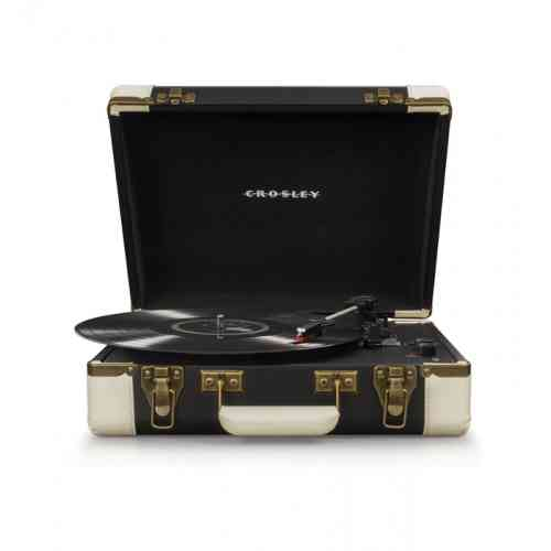 Crosley EXECUTIVE DELUXE Black & White