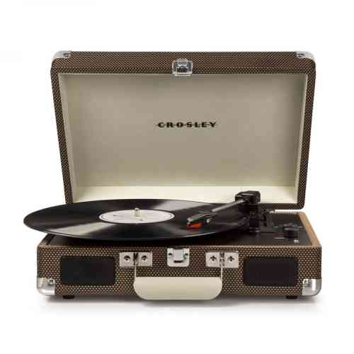 Crosley CRUISER DELUXE Tweed