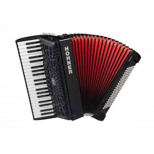 Hohner The New Bravo III 120 black