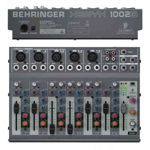 Behringer Xenyx 1002B-EU