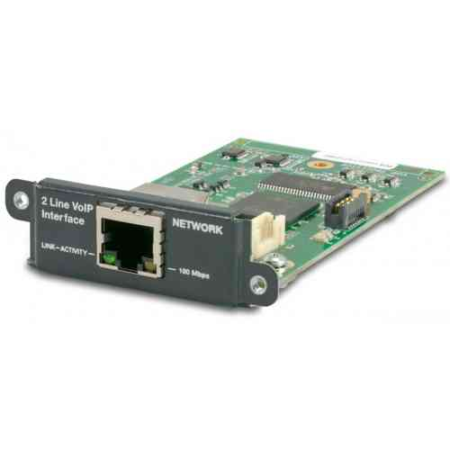 Symetrix 2 Line VoIP Interface Card