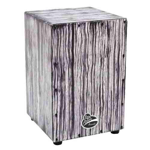 LP LPA1332-WS Aspire Accents Cajon White Streak