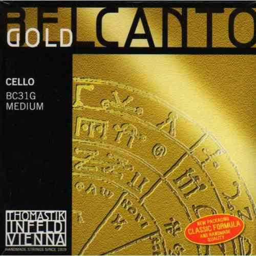 THOMASTIK Belcanto Gold BC31G