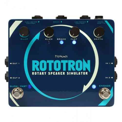 Pigtronix RSS Rototron Rotary Speaker Simulator