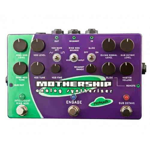 Pigtronix MGS Mothership Guitar Analog Synthesizer