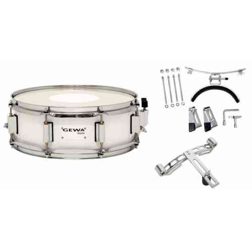Gewa Birch White Chrome HW SH 14x5,5