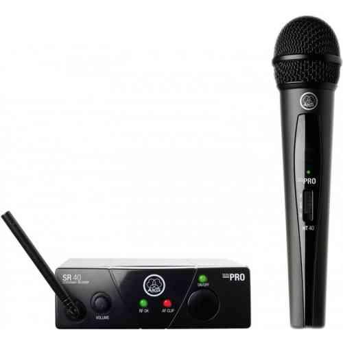 AKG WMS40 Mini Vocal Set US45C
