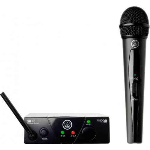 AKG WMS40 Mini Vocal Set US25C