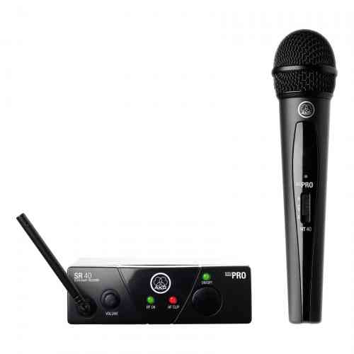 AKG WMS40 Mini Vocal Set BD US25B (537.9МГц)