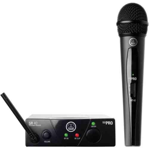 AKG WMS40 Mini Vocal Set BD US25D (540.4МГц)