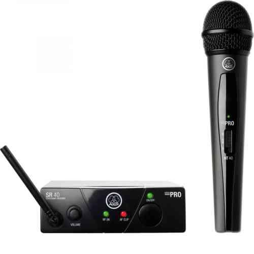 AKG WMS40 Mini Vocal Set BD US25C (539.3МГц)