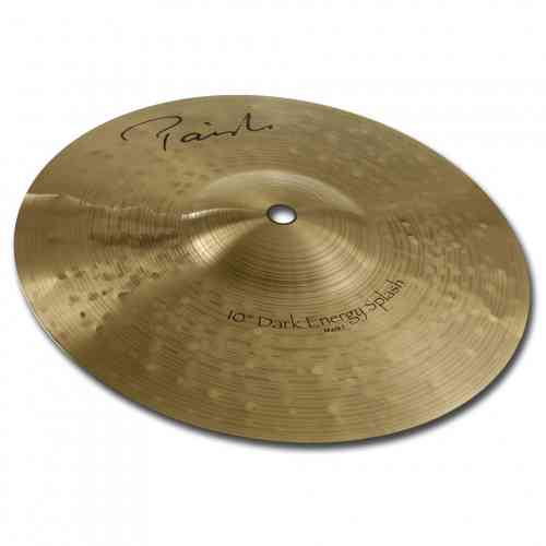 Paiste 0004802210 Signature Dark Energy Splash Mark I