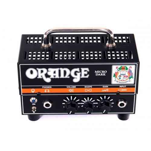 Orange MD  Micro Dark