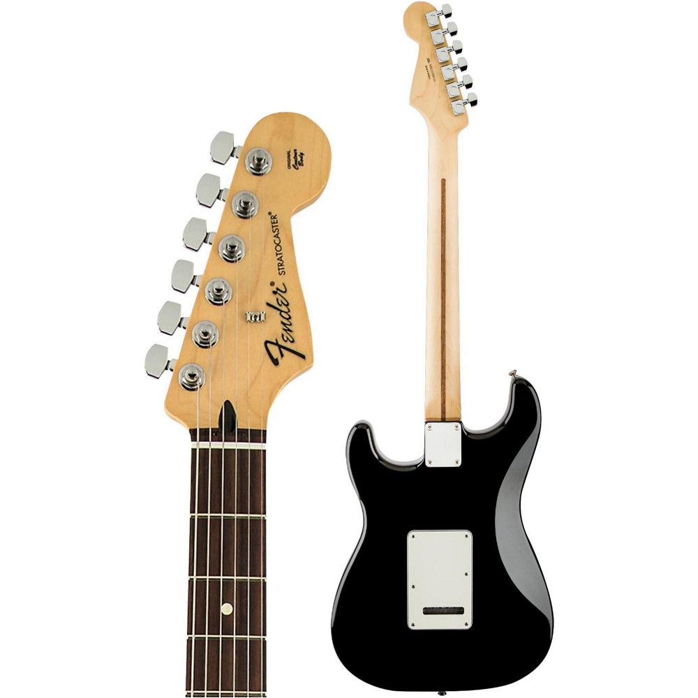 Fender Standard Stratocaster RW Black Tint - фото 3