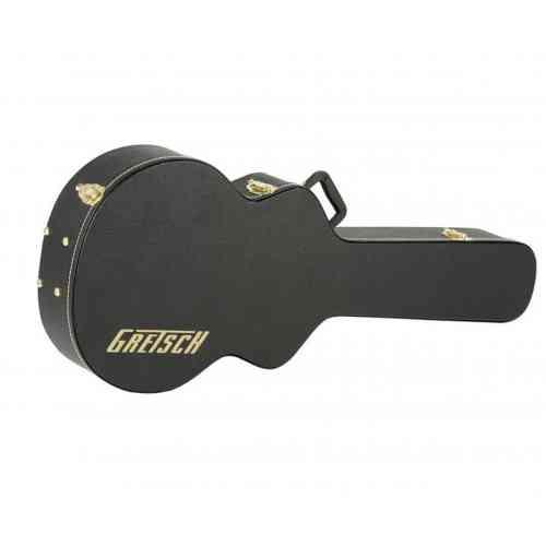 GRETSCH GUITARS G6241FT 16' Hollowbody (Flat) A6080/BL кейс для полуакустической гитары (Gretsch G5420 и G5422)