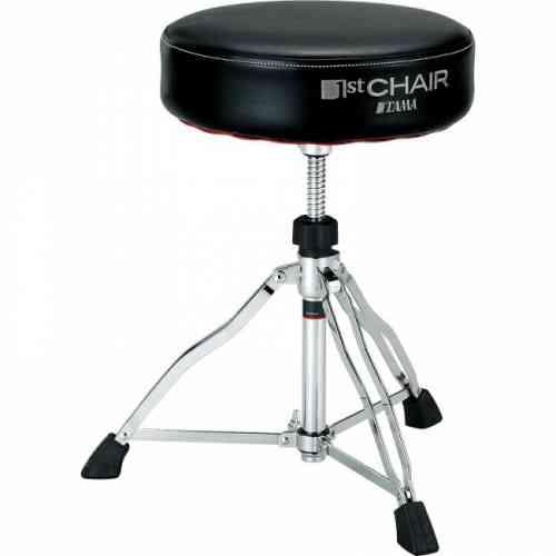 TAMA HT750BC Ergo Rider Drum Throne HYDRAULIX стул для барабанщика 1st Chair с тканевым покрытием с пневмапатроном