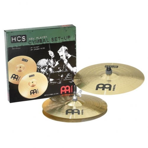 Комплект тарелок для ударных MEINL HCS-1416 #1 - фото 1