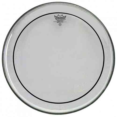 Remo PS-0313-00- PINSTRIPE 13' CLEAR