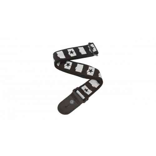 Planet Waves 50MM Strap-Rock Star w/ Pad