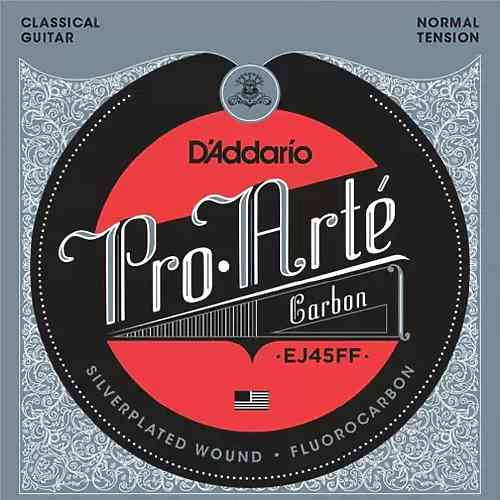 D`Addario EJ45FF PRO-ARTÉ CARBON DYNACORE BASSES, NORMAL TENSION