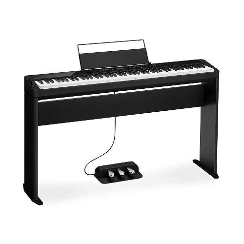 Цифровое пианино Casio Privia PX-S1000BK #1 - фото 1