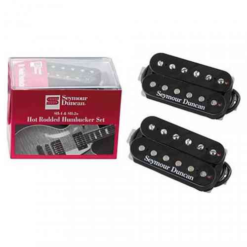 Seymour Duncan HOT RODDED HUMBUCKER™ SET (SH-4+SH-2N)