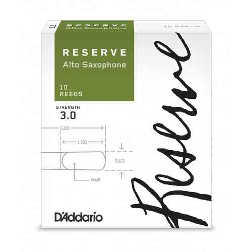 D`Addario WOODWINDS DJR1030 RESERVE ASX- 10 PACK - 3.0