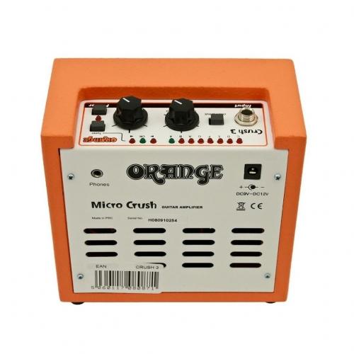 Комбоусилитель для электрогитары Orange CR-3 Microamp  #2 - фото 2