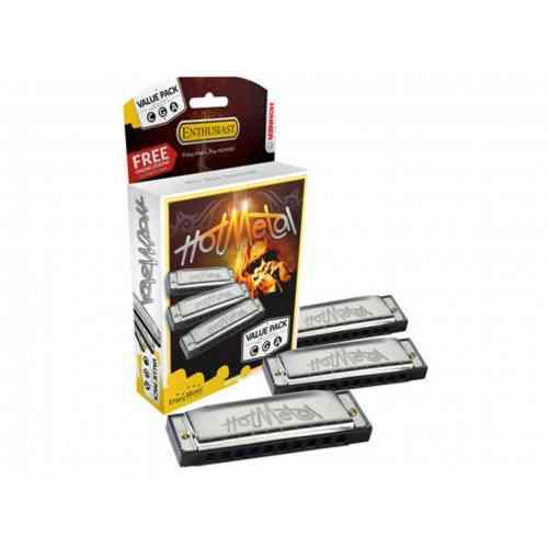 Hohner Hot Metal CGA (M572XP)