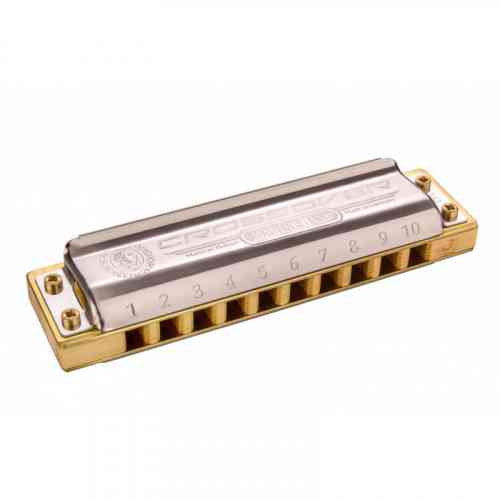 Hohner Marine Band Crossover G high (2009186X)