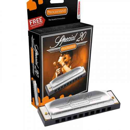 Hohner Special 20 560/20 G High (M560186X)