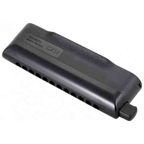 Hohner CX 12 Black 7545/48 E (M754560)