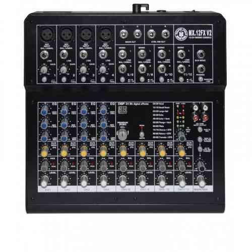 TOPP PRO MX.12 FX V2