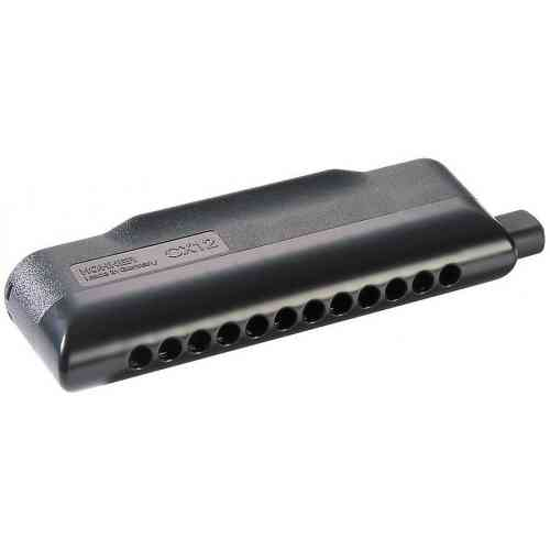 Hohner CX 12 Black 7545/48 G (M754510)