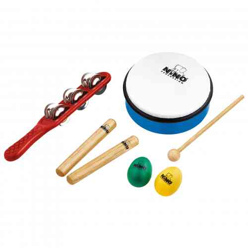 Meinl Nino Percussion NINOSET3