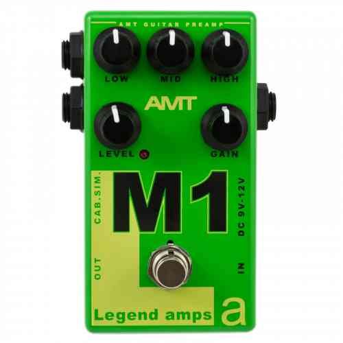 AMT Electronics M-1 Legend Amps JM-800